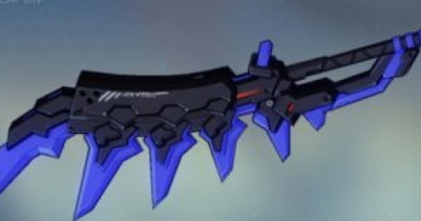 【崩壊3rd】レンジャー鋸刃(大剣)の評価とスキル