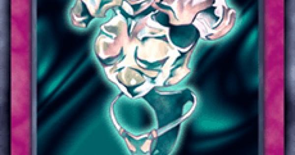 【遊戯王デュエルリンクス】ガラスの鎧の評価と入手方法