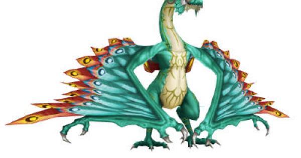 【オデスト】風幻竜セルザウィードのスキルとステータス【オーディナルストラータ】
