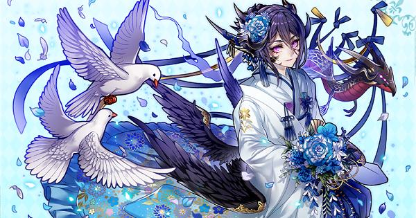 【サモンズボード】白無垢神獣クロユリ(シロユリ)の評価と使い方