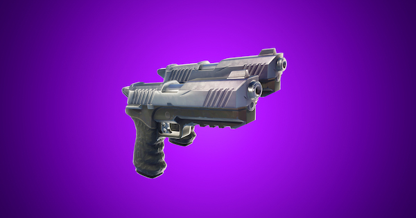 【フォートナイト】二丁拳銃の性能と評価【FORTNITE】
