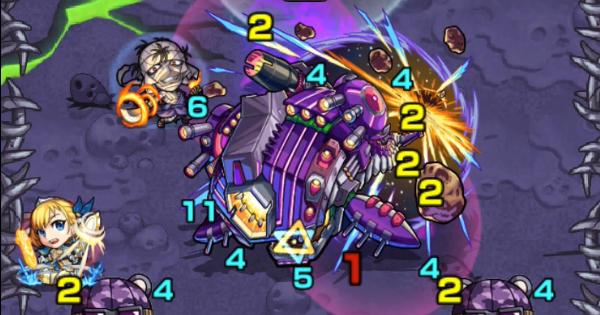 【モンスト】ゼペット【究極】攻略と適正キャラランキング