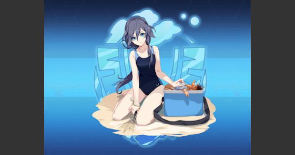 【崩壊3rd】フカ・爽やかな夏(聖痕)の評価とスキル