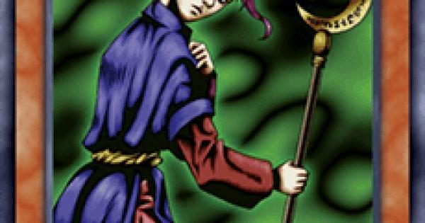【遊戯王デュエルリンクス】聖なる魔術師の評価と入手方法