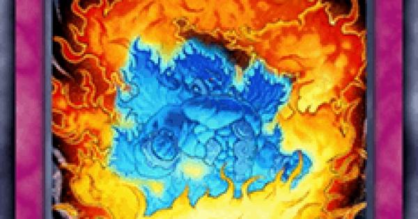 【遊戯王デュエルリンクス】炎熱旋風壁の評価と入手方法