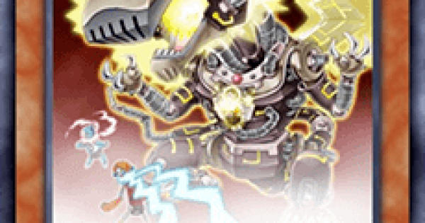【遊戯王デュエルリンクス】超電磁稼働ボルテックドラゴンの評価と入手方法