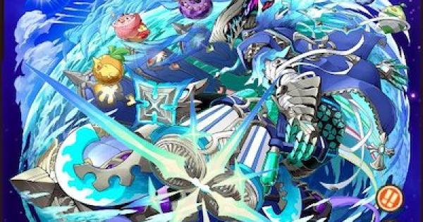 【サモンズボード】水着ダランティの評価とスキル性能