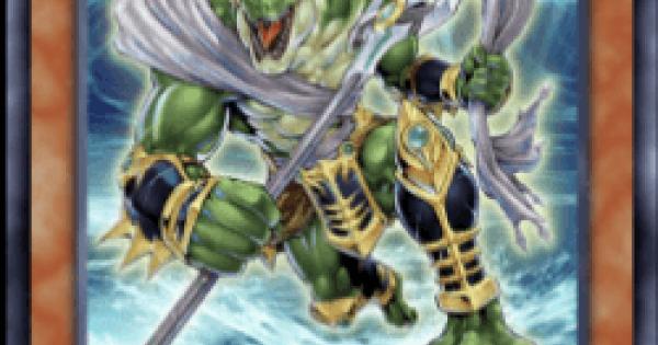 【遊戯王デュエルリンクス】剣闘獣レティアリィの評価と入手方法