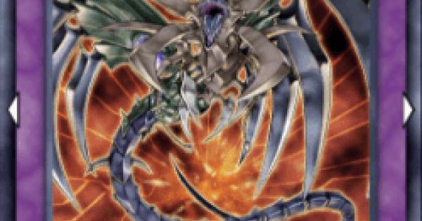【遊戯王デュエルリンクス】鎧黒竜サイバーダークドラゴンの評価と入手方法
