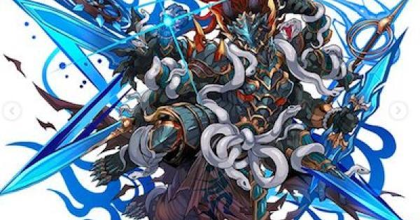 【パズドラ】覚醒軍荼利明王の評価と使い道!おすすめの潜在覚醒