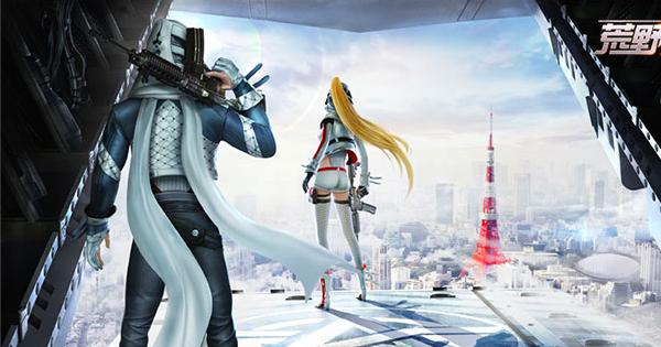 【荒野行動】新マップ「東京決戦」の攻略情報まとめ!新要素も網羅!