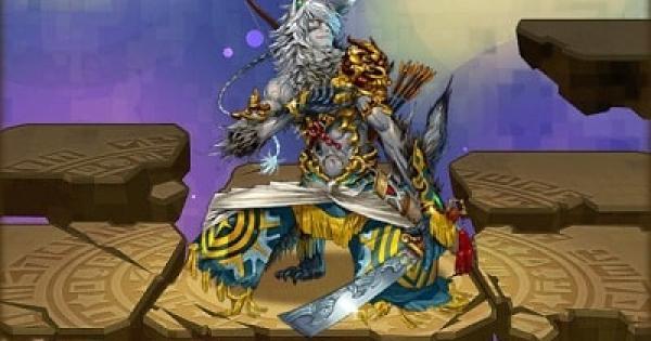 【サモンズボード】剛弓の狩人オリオンの評価と使い方