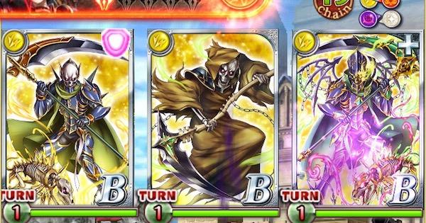 【黒猫のウィズ】覇眼戦線4ハード中級攻略&デッキ構成