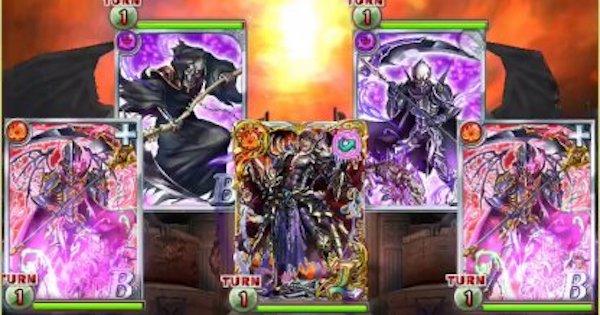 【黒猫のウィズ】覇眼戦線4ノーマル覇級攻略&デッキ構成