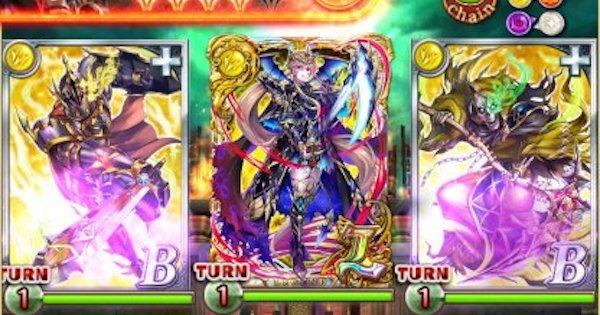 【黒猫のウィズ】覇眼戦線4ノーマル絶級攻略&デッキ構成