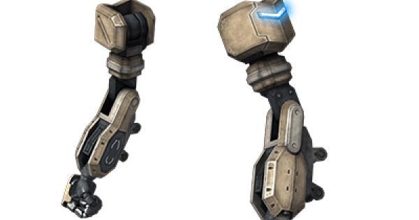 エンフォーサーⅠ型/腕の性能詳細