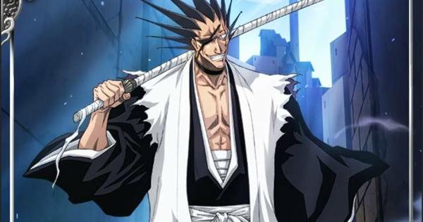 【戦国炎舞】更木剣八SSR21の性能 | 十一番隊隊長【戦国炎舞-KIZNA-】