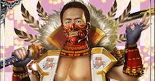【戦国炎舞】プロレスラー戦国炎舞SSR17の性能 | 日ノ本代表【戦国炎舞-KIZNA-】