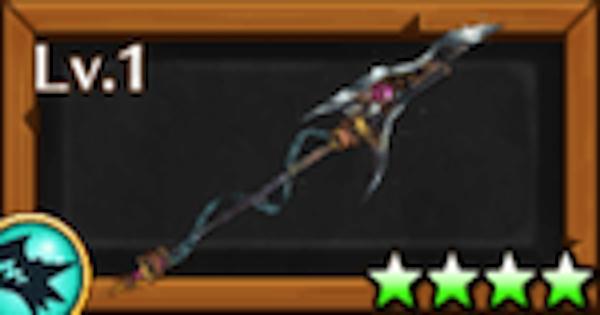【白猫】夏ヴィンセントモチーフ武器(竜)/ネーロザンナの評価