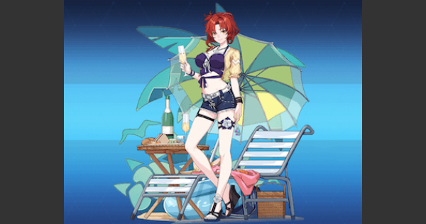 姫子・ビーチ(聖痕)の評価とスキル
