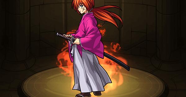 【モンスト】緋村剣心の最新評価!適正神殿とわくわくの実|るろ剣コラボ