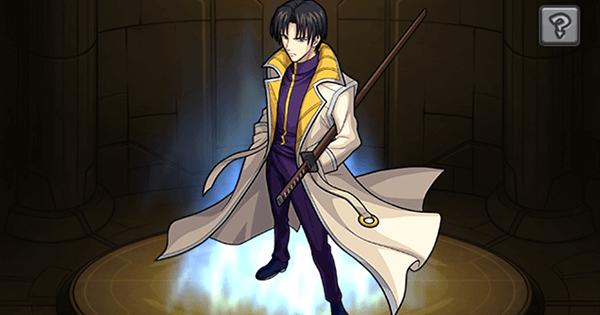 【モンスト】四乃森蒼紫の最新評価と適正クエスト│るろ剣コラボ