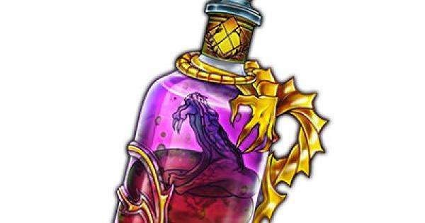 猛毒マムシ酒の属性とレアリティ