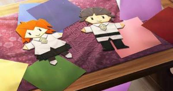 【FGO】『お姫様の折り紙』の性能
