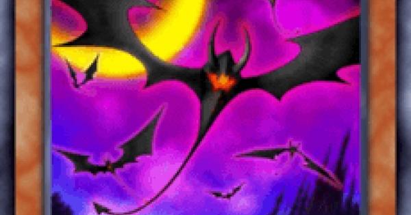 【遊戯王デュエルリンクス】ヴァンパイアの使い魔の評価と入手方法