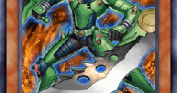 【遊戯王デュエルリンクス】甲虫装機ギガマンティスの評価と入手方法