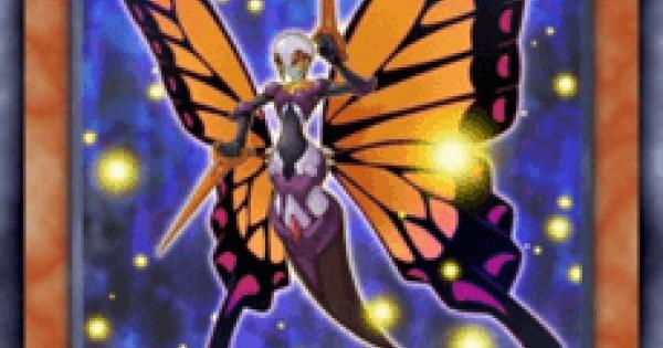 【遊戯王デュエルリンクス】幻蝶の刺客アゲハの評価と入手方法