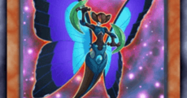 【遊戯王デュエルリンクス】幻蝶の刺客モルフォの評価と入手方法