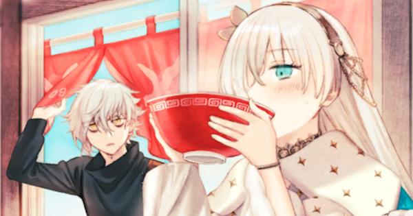 【FGO】『拉麺好き好きアナスタシアさん』の性能