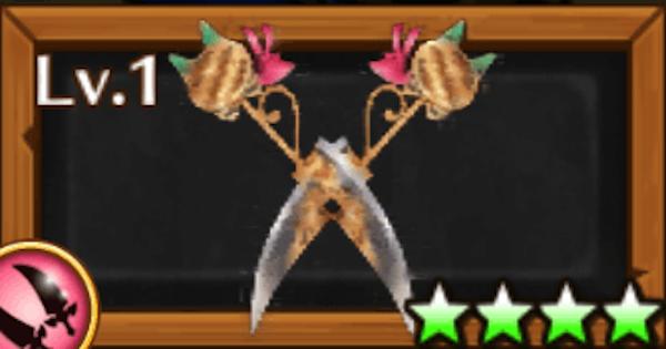 【白猫】ピアナモチーフ武器/パレットブレイドの評価
