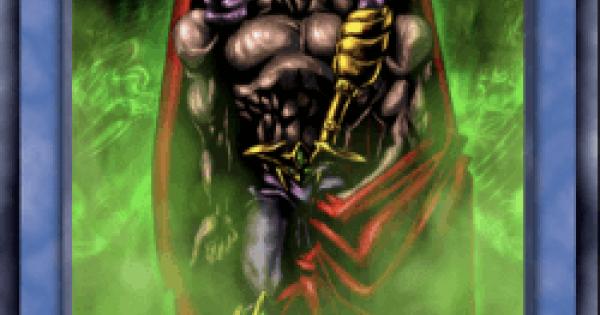 【遊戯王デュエルリンクス】闇の支配者ゾークの評価と入手方法