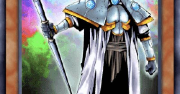 【遊戯王デュエルリンクス】熟練の白魔導師の評価と入手方法