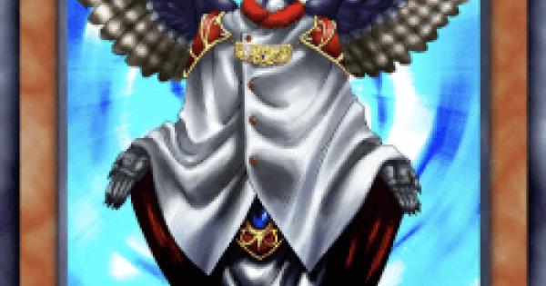 【遊戯王デュエルリンクス】有翼賢者ファルコスの評価と入手方法