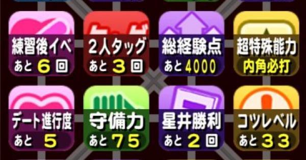 【パワプロアプリ】愛媛大会予選のビンゴカード一覧(6〜10枚目)|パワチャン【パワプロ】