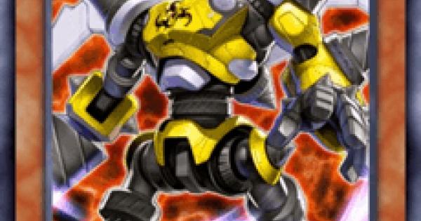 【遊戯王デュエルリンクス】コアキメイルパワーハンドの評価と入手方法