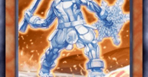 【遊戯王デュエルリンクス】コアキメイルアイスの評価と入手方法