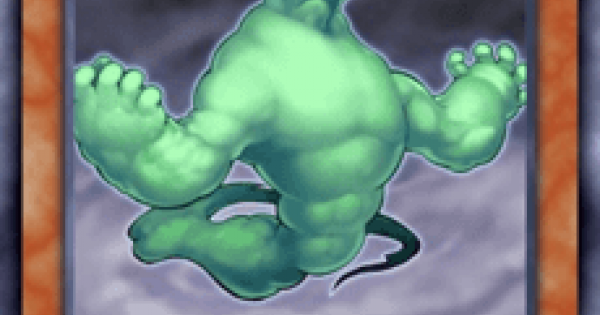 【遊戯王デュエルリンクス】雲魔物アシッドクラウドの評価と入手方法