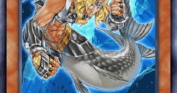 【遊戯王デュエルリンクス】水精鱗アビスパイクの評価と入手方法