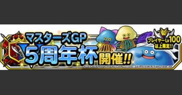 第1回神獣杯(マスターズGP)おすすめ攻略パーティまとめ!