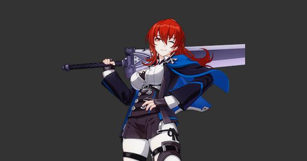 【崩壊3rd】姫子(極地の戦刃)の評価 | おすすめ武器・聖痕