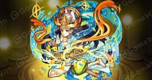 【モンスト】三蔵法師の最新評価!適正神殿とわくわくの実