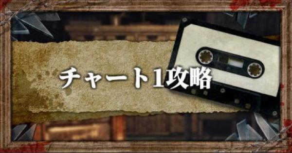 【バイオ7】チャート攻略1|「廃屋〜ミア戦まで」【バイオハザード7】