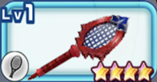 【白猫テニス】ランサーラケットの評価 | 刺し穿つ死棘の槍【白テニ】