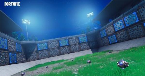 【フォートナイト】スパイキースタジアムの入手方法や遊び方を紹介!【FORTNITE】