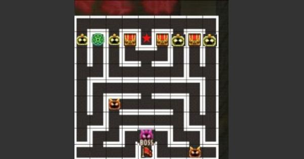 【黒猫のウィズ】黒ウィズラビリンス第1〜50区攻略&デッキ構成