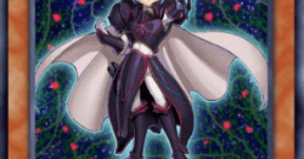 【遊戯王デュエルリンクス】夜薔薇の騎士の評価と入手方法